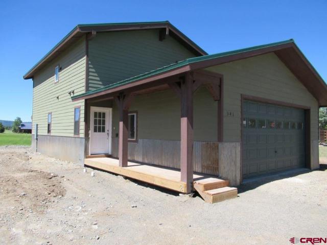 341 Midiron Avenue, Pagosa Springs, CO 81147 (MLS #745999) :: CapRock Real Estate, LLC
