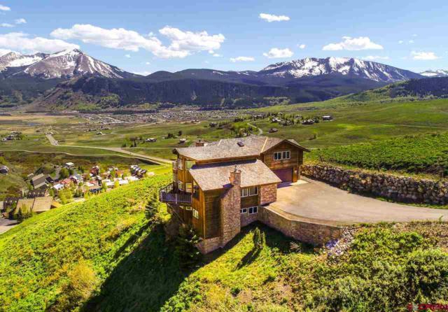 18 Buttercup Lane, Mt. Crested Butte, CO 81225 (MLS #746034) :: CapRock Real Estate, LLC