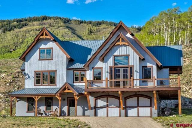 98 Willow Lane, Crested Butte, CO 81224 (MLS #746053) :: CapRock Real Estate, LLC