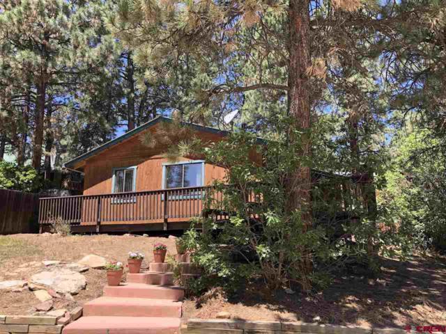 66 Trail Wood Drive, Durango, CO 81303 (MLS #746133) :: Durango Home Sales