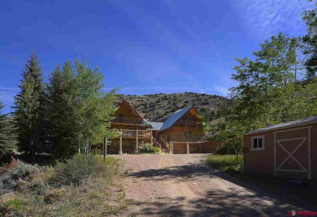 1930 County Road 742, Almont, CO 81210 (MLS #746143) :: The Dawn Howe Real Estate Network | Keller Williams Colorado West Realty