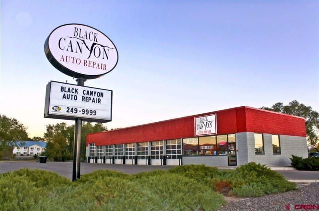 2000 E Main Street, Montrose, CO 81401 (MLS #746157) :: CapRock Real Estate, LLC