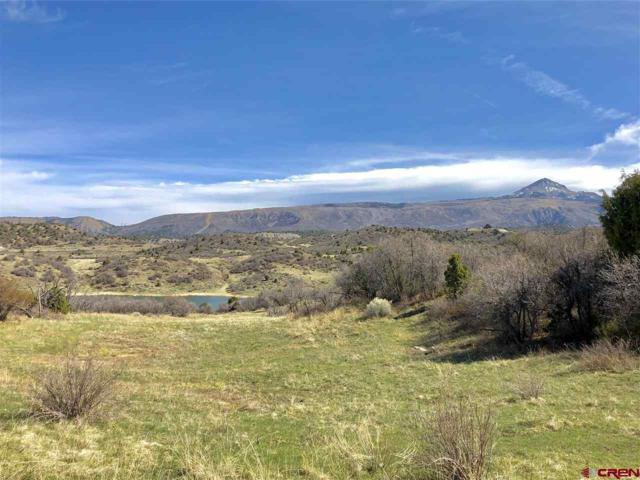 LCR Lot 37 Dunham Road, Dolores, CO 81323 (MLS #746180) :: Durango Home Sales