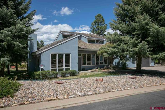 1348 Oak Drive, Durango, CO 81301 (MLS #746262) :: Durango Home Sales