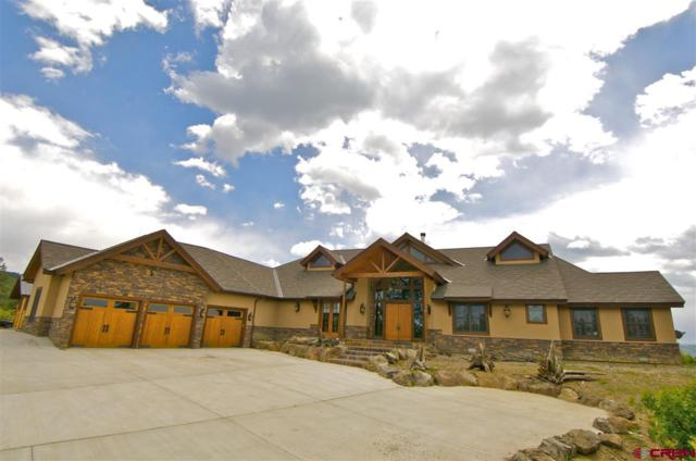 401 Soaring Eagle Court, Pagosa Springs, CO 81147 (MLS #746290) :: Durango Home Sales