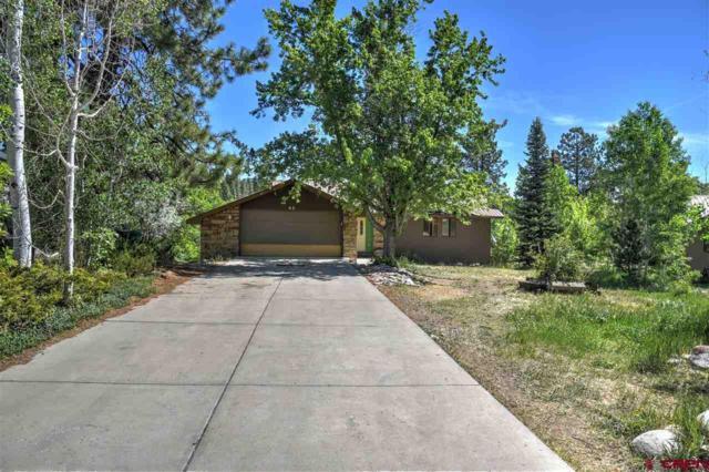 42 Spruce Court, Durango, CO 81301 (MLS #746301) :: Durango Home Sales