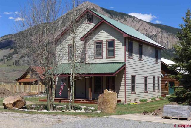 614 Ninth Street, Crested Butte, CO 81224 (MLS #746308) :: CapRock Real Estate, LLC