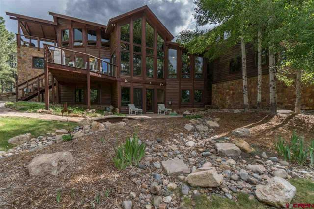 1337 Oren Road, Pagosa Springs, CO 81147 (MLS #746327) :: Durango Home Sales