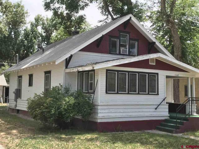 1148 S 1st Street, Montrose, CO 81401 (MLS #746362) :: CapRock Real Estate, LLC