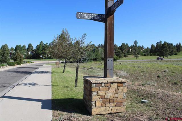 X Cornerstone Drive, Pagosa Springs, CO 81147 (MLS #746398) :: Keller Williams CO West / Mountain Coast Group