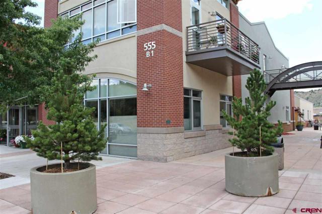 555 Rivergate Lane #B1-110 And 111, Durango, CO 81301 (MLS #746421) :: Durango Home Sales