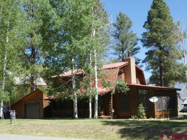 38 Lofty Court, Pagosa Springs, CO 81147 (MLS #746460) :: CapRock Real Estate, LLC