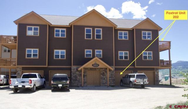 45 Elk Valley Road #202, Crested Butte, CO 81224 (MLS #746462) :: CapRock Real Estate, LLC