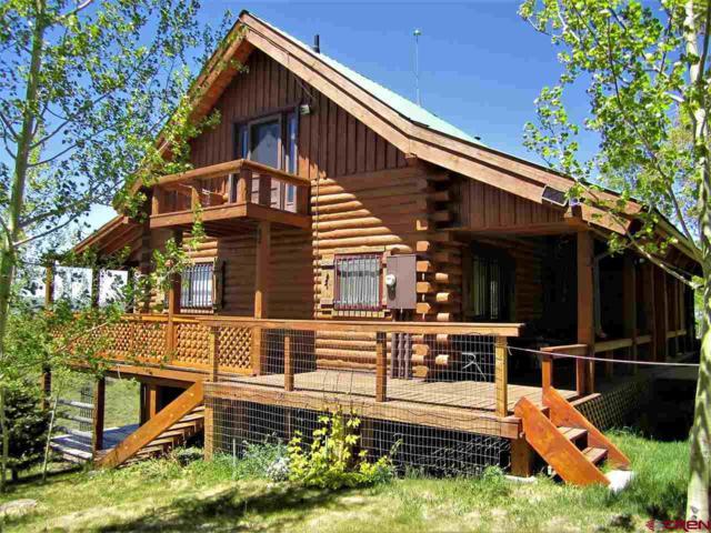 42266 Road E.9, Dolores, CO 81323 (MLS #746469) :: Durango Home Sales
