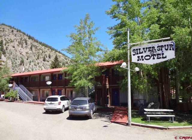 TBD Gunnison Avenue, Lake City, CO 81235 (MLS #746517) :: Durango Home Sales