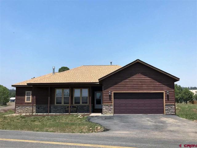 7080 N Pagosa Boulevard, Pagosa Springs, CO 81147 (MLS #746561) :: CapRock Real Estate, LLC