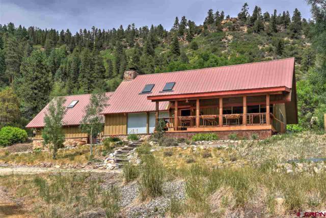 1798 Cr 207, Durango, CO 81301 (MLS #746603) :: Durango Mountain Realty