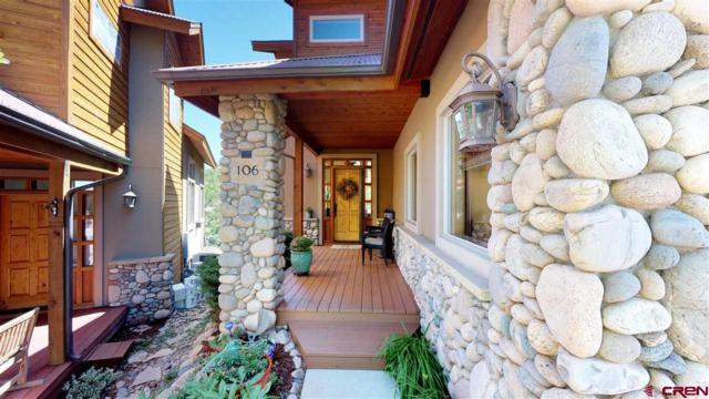 106 River Oaks Court, Durango, CO 81303 (MLS #746613) :: Durango Home Sales