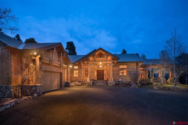 137 Antler Court, Pagosa Springs, CO 81147 (MLS #746631) :: CapRock Real Estate, LLC