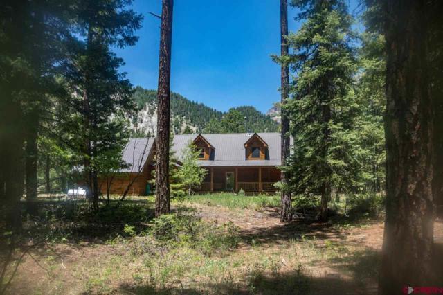57 Godfrey Court, Pagosa Springs, CO 81147 (MLS #746658) :: Durango Home Sales