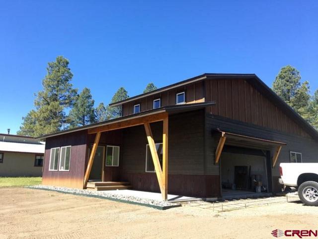 641 Dutton Drive, Pagosa Springs, CO 81147 (MLS #746659) :: Durango Home Sales