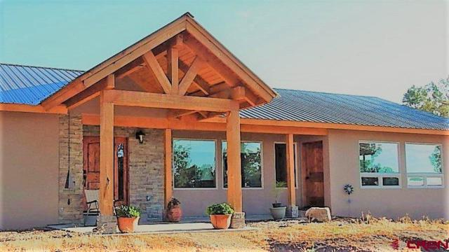 8400 State Highway 172, Ignacio, CO 81137 (MLS #746669) :: Durango Home Sales