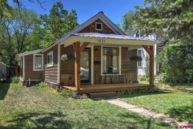 1021 E 4th Avenue, Durango, CO 81301 (MLS #746677) :: Durango Home Sales
