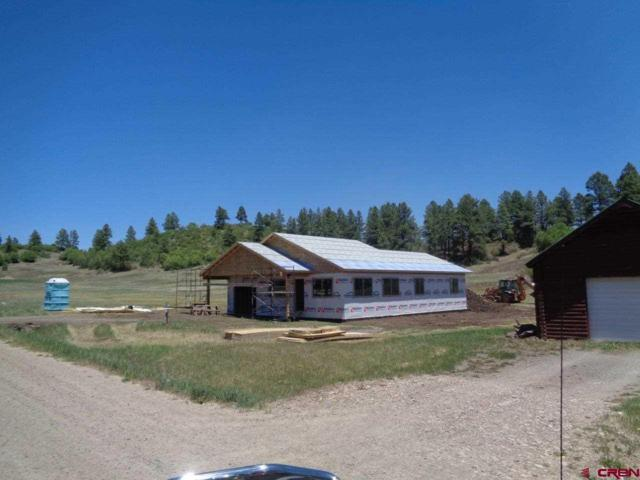 295 Hills Circle, Pagosa Springs, CO 81147 (MLS #746692) :: Durango Home Sales