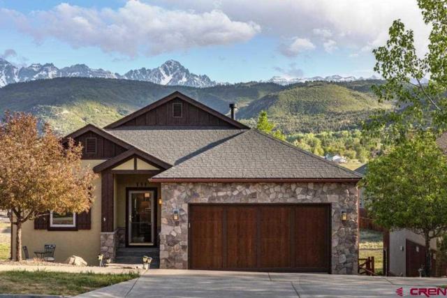614 River Park Drive, Ridgway, CO 81432 (MLS #746710) :: CapRock Real Estate, LLC