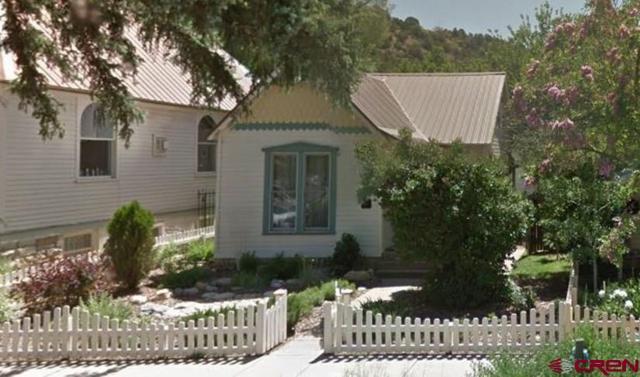 966 E 4th Drive, Durango, CO 81301 (MLS #746711) :: Durango Home Sales