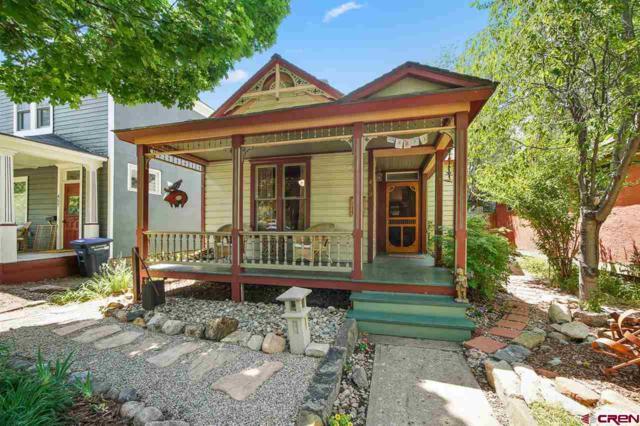 469 E 3rd Avenue, Durango, CO 81301 (MLS #746717) :: Durango Home Sales