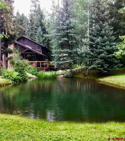 1429 & 1423 County Road 500, Vallecito Lake/Bayfield, CO 81122 (MLS #746725) :: Durango Home Sales