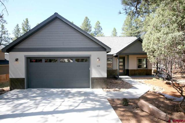 115 Big Bend Court, Durango, CO 81301 (MLS #746734) :: Durango Home Sales