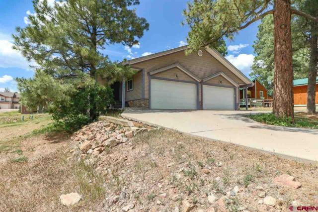 377 E Golf, Pagosa Springs, CO 81147 (MLS #746797) :: Durango Home Sales