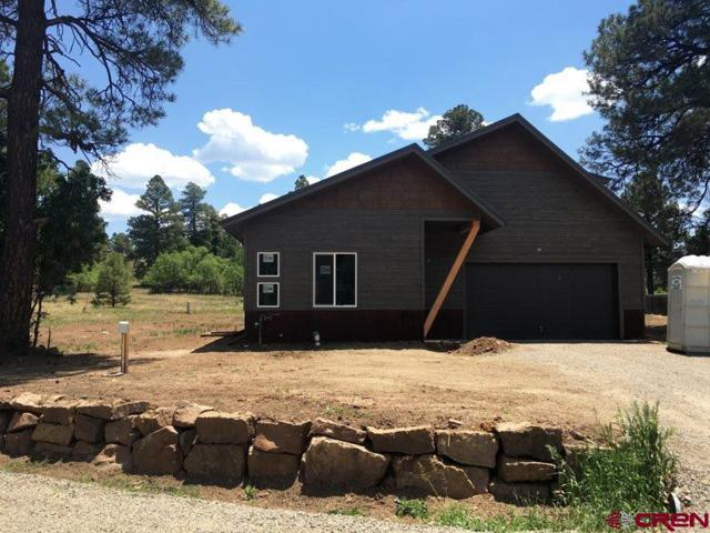 35 Tee Court, Pagosa Springs, CO 81147 (MLS #746814) :: CapRock Real Estate, LLC