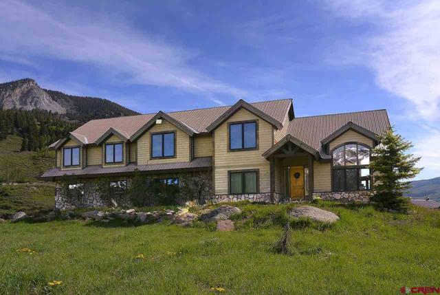 42 Earhart Lane, Crested Butte, CO 81224 (MLS #746849) :: CapRock Real Estate, LLC