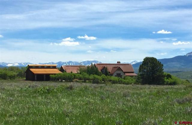 Lot 17/16 S44 Road, Norwood, CO 81423 (MLS #746862) :: Durango Home Sales