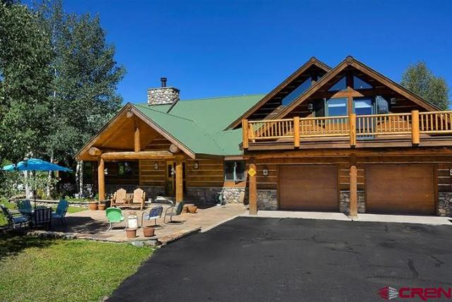 21681 Highway 135, Crested Butte, CO 81224 (MLS #746879) :: Durango Home Sales
