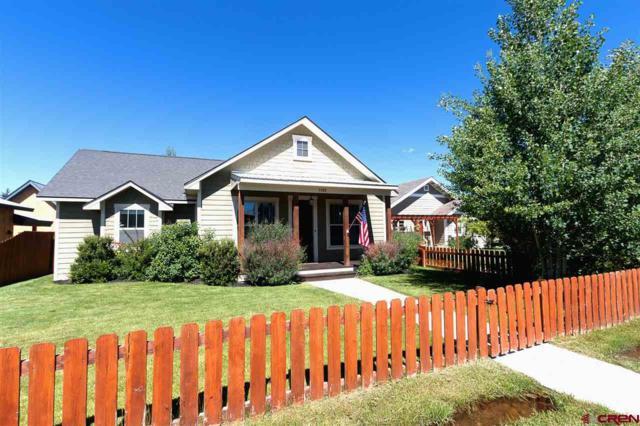 1105 Van Tuyl Circle, Gunnison, CO 81230 (MLS #746891) :: CapRock Real Estate, LLC