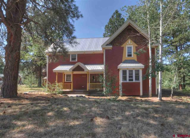 308 Silver Queen 102C, Durango, CO 81301 (MLS #746892) :: Durango Mountain Realty