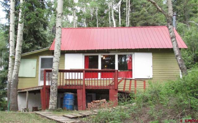 8327 Cr 124, Hesperus, CO 81326 (MLS #746897) :: Durango Mountain Realty