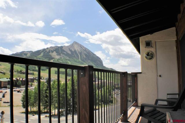 701 Gothic Road 303A, Mt. Crested Butte, CO 81225 (MLS #746949) :: The Dawn Howe Real Estate Network | Keller Williams Colorado West Realty