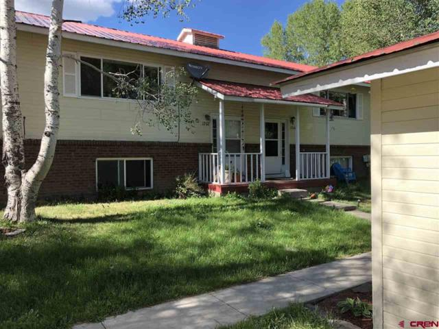 1202 W New York Avenue #3, Gunnison, CO 81230 (MLS #746950) :: Durango Home Sales
