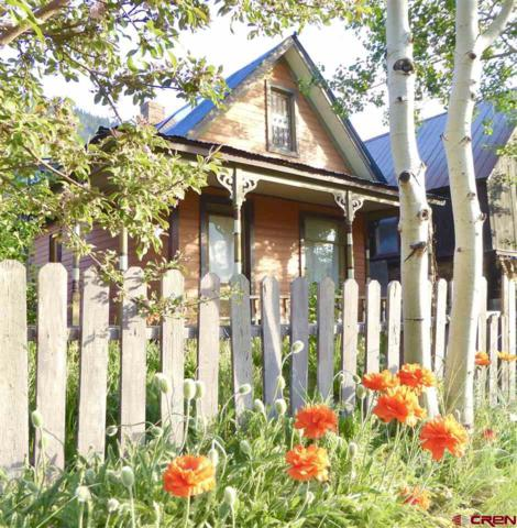 1357 Reese Street, Silverton, CO 81433 (MLS #746956) :: Durango Home Sales