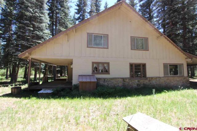 387 W Grimes Creek Road, Vallecito Lake/Bayfield, CO 81122 (MLS #747005) :: Durango Home Sales