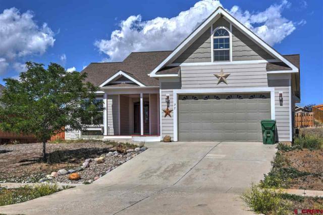 77 Brookside Trail, Bayfield, CO 81122 (MLS #747007) :: CapRock Real Estate, LLC