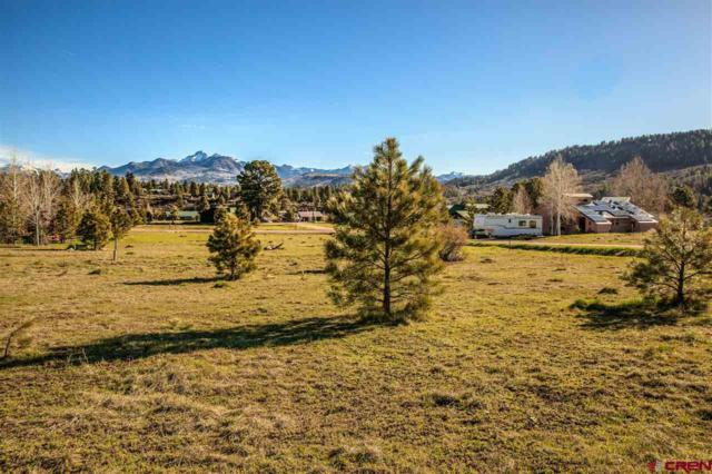 57 Short Drive, Pagosa Springs, CO 81147 (MLS #747023) :: CapRock Real Estate, LLC