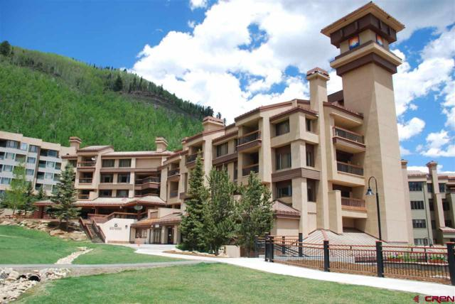 93 Needles Way #501, Durango, CO 81301 (MLS #747025) :: Durango Mountain Realty