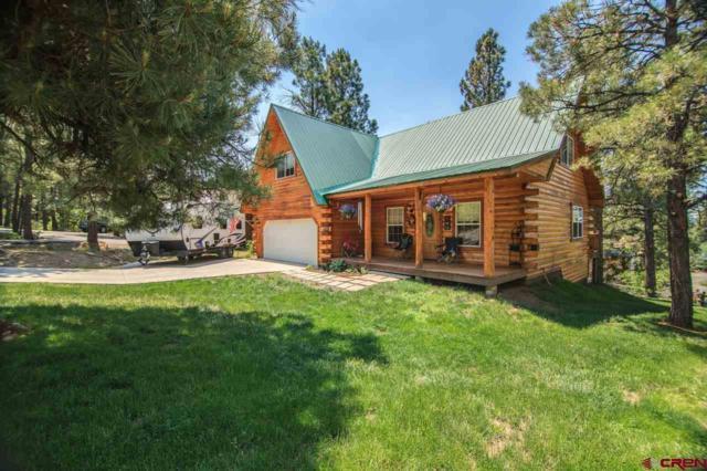 76 Masters Circle, Pagosa Springs, CO 81147 (MLS #747160) :: Durango Home Sales