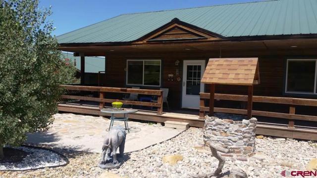 56 Bad Mule Road, Durango, CO 81301 (MLS #747199) :: CapRock Real Estate, LLC